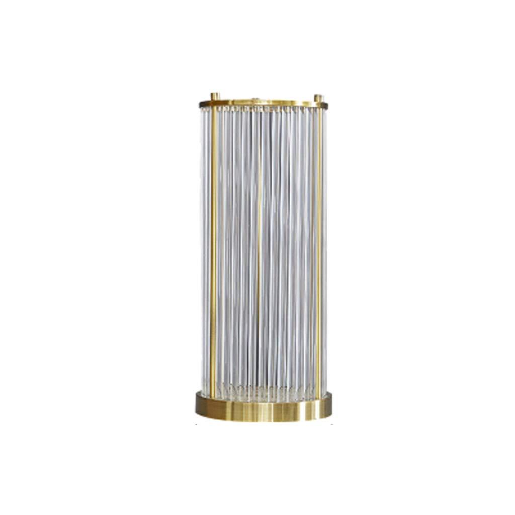 ガラス花瓶中空デザインリビングルームクラフト花瓶飾り/金属色 SHWSM (サイズ さいず : 43cm×17cm) B07S1DDYHH  43cm×17cm