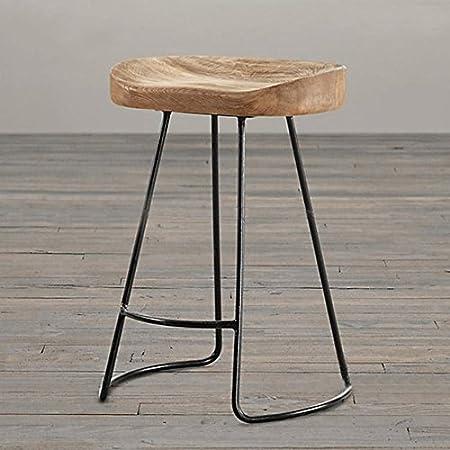 bar rétro de bar Chaise de solidetabouret de bartabouret EH29YWID