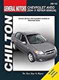 Chevrolet Aveo, 2004-2011 (Chilton Automotive)