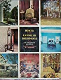 Front cover for the book Homes of the American Presidents by Cranston Jones