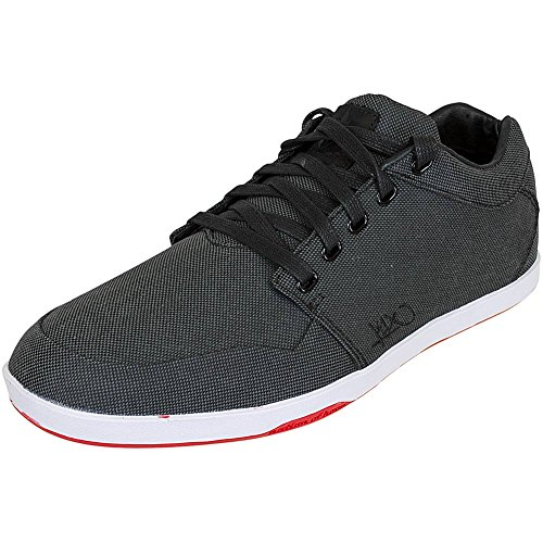 K1x Lp Baskets Bas Noir / Rouge