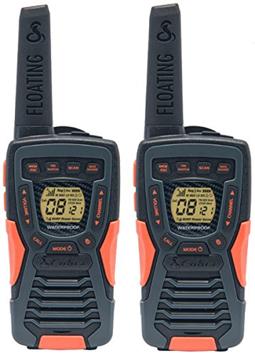 Walkies nauticos Cobra am1035 FLT 2