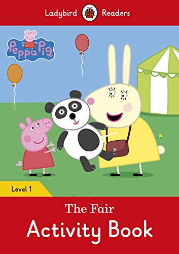 Price comparison product image Peppa Pig: The Fair Activity Book - Ladybird Readers Level 1