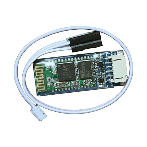Slave Board - KEDSUM Upgraded HC-06 Serial Slave Module, Wireless RF Transceiver Module with DuPont Cable