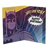 Hallmark Birthday Greeting Card (Batman Magnet)