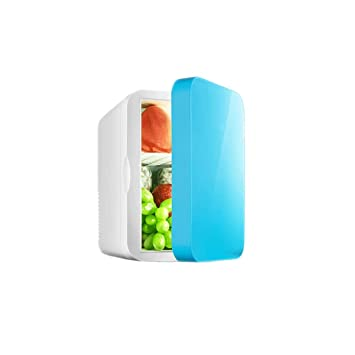 YSBX 6L Mini refrigerador portátil 12V / 220V 45-50W refrigerador casero y Calentador Solo