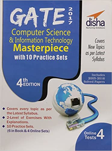 Buy GATE 2017 Computer Science & Information Technology Masterpiece