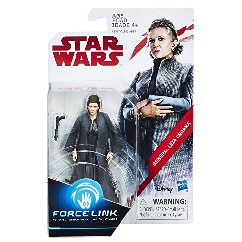 Review Star Wars General Leia