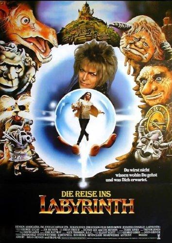 Die Reise ins Labyrinth Film