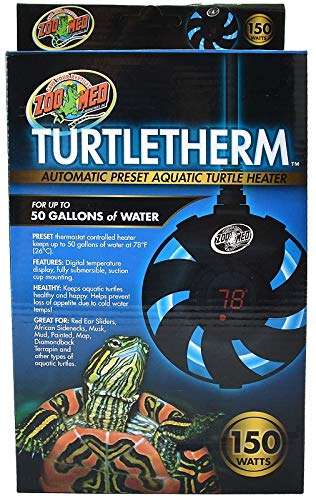 Turtletherm Aquatic Turtle Heater 150 WATT by Zoo Med (Image #1)