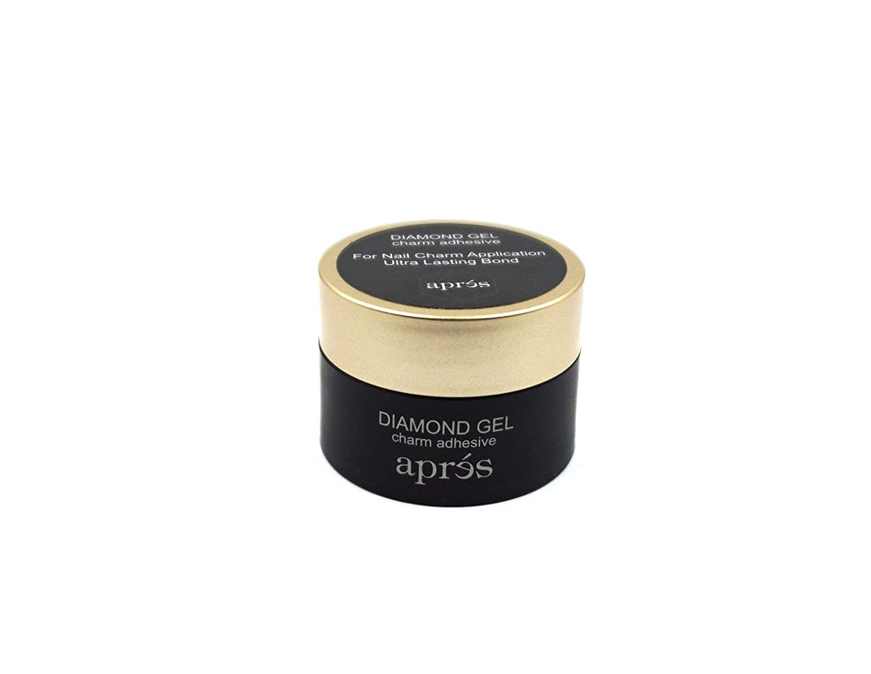 Diamond Gel Apres (soak-off charm adhesive)
