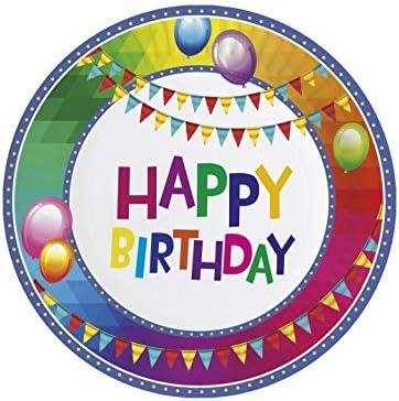erdbeerparty - Decoración de cumpleaños para niños, 16 ...