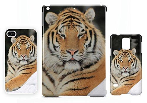 majestic Tiger iPhone 5C cellulaire cas coque de téléphone cas, couverture de téléphone portable