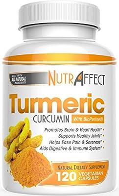 Turmeric Curcumin Powder Capsules Parent