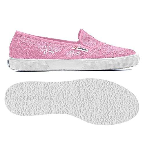 Donna Superga Slip Macramew 2210 Begonia On Pink qaZfBaxwI