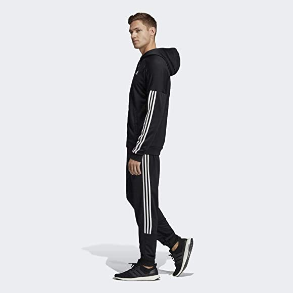 adidas MTS Game Time Chándal, Hombre, Black, XL/S: Amazon.es ...