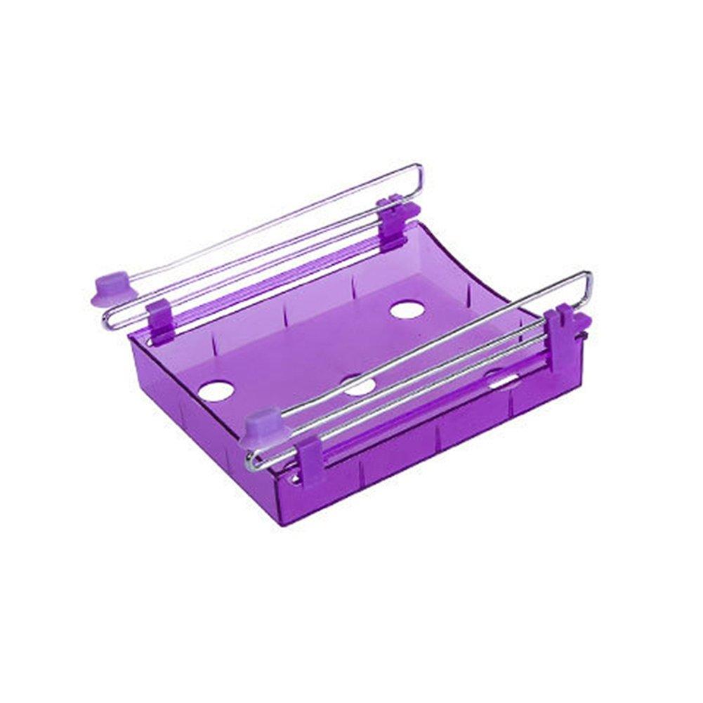 Estante de almacenamiento para frigorífico, multiusos, de plástico ...