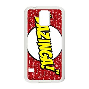 Bazinga game design Cell Phone Case for Samsung Galaxy S5