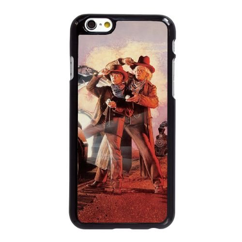 Back To The Future TY92TK6 coque iPhone 6 6S 4,7 pouces de mobile cas coque I1CB4G4DQ