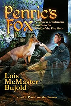 Penric's Fox by Lois McMaster Bujold fantasy book reviews