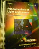 Fundamentals of Light and Lasers 2nd Edition, OP-TEC Optics and Photonics Series, 1578376998