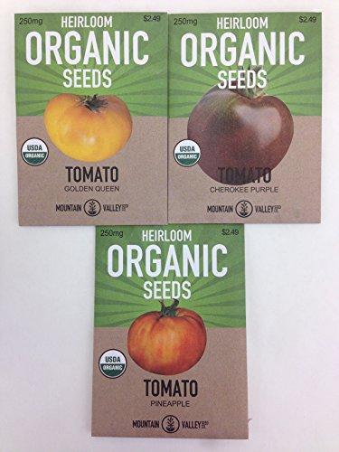 variety tomato seed - 3