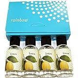 Rainbow Rexair Vacuum Cleaner Water Fragrance Lemon Scent R-14937, 4 pack, Each 1.67 OZ
