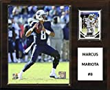 """C&I Collectables NFL Tennessee Titans Marcus Mariota Player Plaque, 12""""x15"""""""