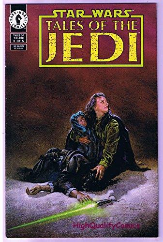 star-wars-tales-of-the-jedi-3-vf-nm-dave-dorman-veitchsaga-nomi-sunrider
