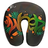 Neck Pillow With Resilient Material Smoking Everyday Hempleaf Weed U Type Travel Pillow Super Soft Cervical Pillow