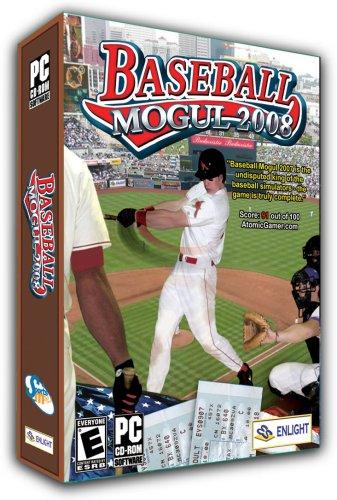Baseball Mogul 2008 - PC