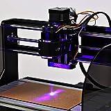 SainSmart 445nm/5.5W Blue-Violet Light Laser Module
