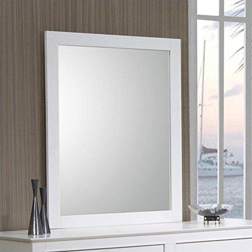 (Selena Rectangular Dresser Mirror)