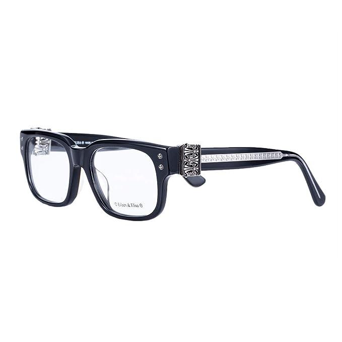 Amazon.com: Eileen&Elisa TR90 Acetate - Gafas ópticas para ...