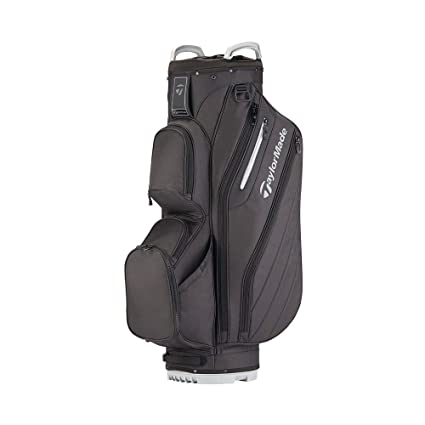 b70cb50b1246 Amazon.com   TaylorMade Cart Lite 2018 Bag (Black) (Black)   Sports ...