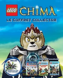 Lego Legends of Chima, Le coffret collector