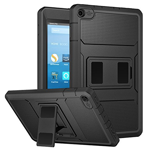 Moko Case For All New Amazon Fire Hd 8 Tablet 7th