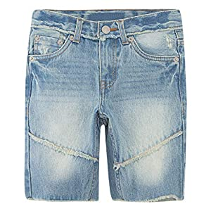 Levi's Little Boys' 511 Slim Fit Denim Shorts