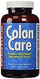 Yerba Prima Colon Care Capsules, 180-Count (Pack of 2)