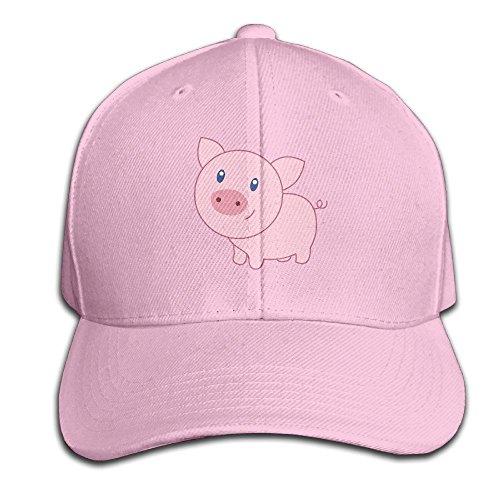 béisbol Bag Cute dibujos Pig de animados Gorra hat qf4Bg