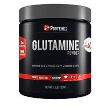 Glutamine Powder   Pre and Post Workout Supplement   1.1 Lbs