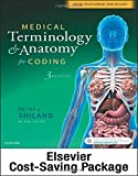 Medical Terminology and Anatomy for Coding, 3rd Edition is unlike any other medical terminology textbook on the market. By interspersing ICD-10 and CPT coding guidelines and notes, electronic medical records, and integrated exercises, it combines ...