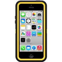OtterBox Defender Series Hybrid Case/Holster for iPhone 5C-Retail Packaging-Hornet (Discontinued by Manufacturer)