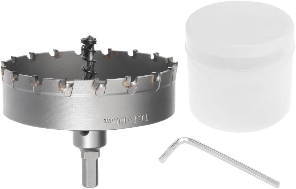 53mm sourcing map Carbure Trou Coupeur Foret pour Acier Inox Alliage