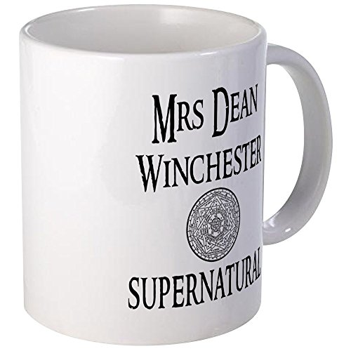 CafePress Winchester Supernatural Unique Coffee