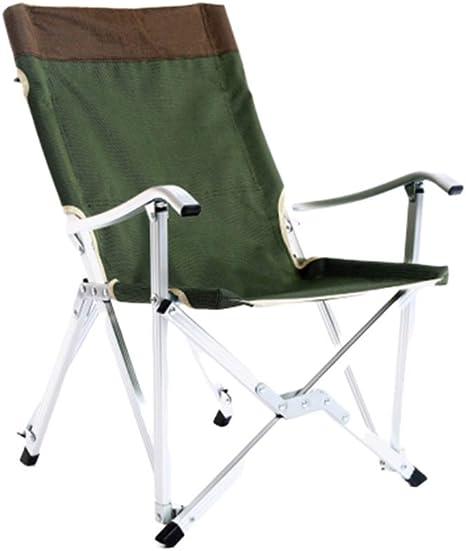 sillas plegables de lona