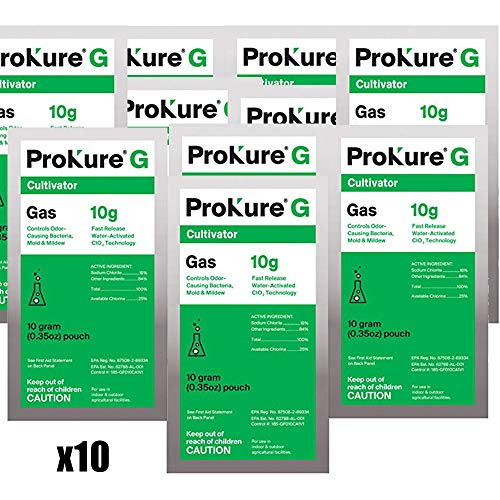 Prokure G Fast Release 10G - Cultivator Line - 10 Pack