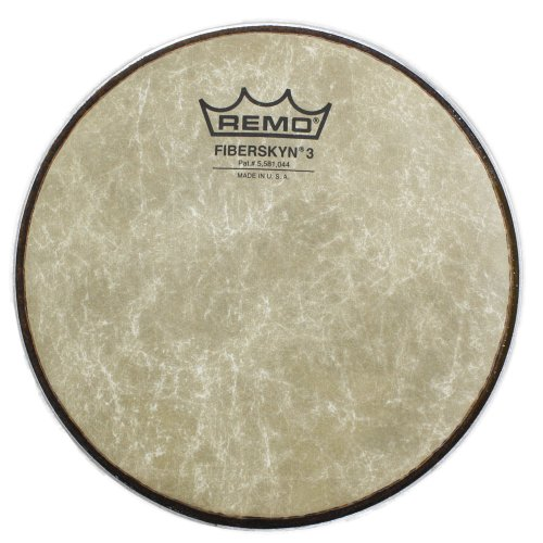 - Remo M6R715-F1 7.15-Inch R-Series Fiberskyn Weatherking Bongo Drumhead, F1