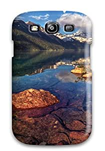 Matt C Brown Design High Quality Hdr Cover Case With Excellent Style For Galaxy S3