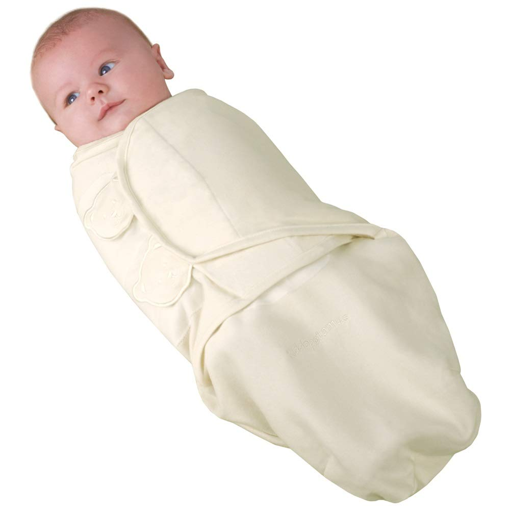 Graue Sterne S//M Summer Infant Original SwaddleMe/® Pucksack Lampiphant/®